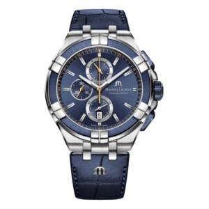 Maurice Lacroix AIKON GENT CHRONOGRAPH AI1018-SS001-432-4 - zegarek męski