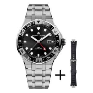 Maurice Lacroix AIKON AI6158-SS00F-330-A - zegarek męski