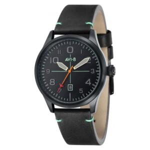 AVI-8 FLYBOY GIFT SET AV-4028-0B - zegarek męski