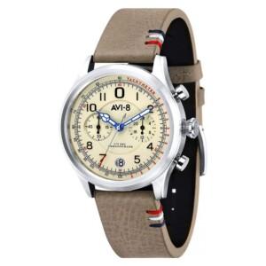 AVI-8 FLYBOY CHRONO AV-4054-01 - zegarek męski