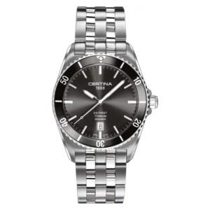 Certina DS First Gent Ceramic Titanium C014.410.44.081.00 - zegarek męski