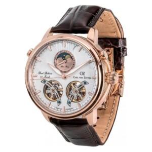 Carl Von Zeyten Durbach Limited Edition CVZ0060RWH - zegarek męski