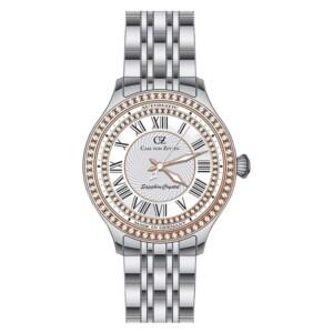 Carl Von Zeyten Hornberg CVZ0068RWHM - zegarek damski