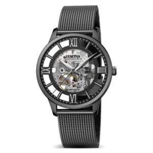 Festina Classic Automatic Skeleton F20535/1 - zegarek męski