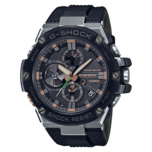 G-shock G-Steel Bluetooth Tough Solar GST-B100GA-1A - zegarek męski