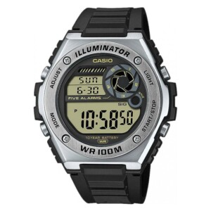 Casio Sport MWD-100H-9A - zegarek męski