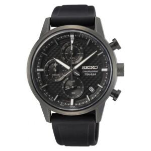 Seiko Chronograf SSB393P1 - zegarek męski