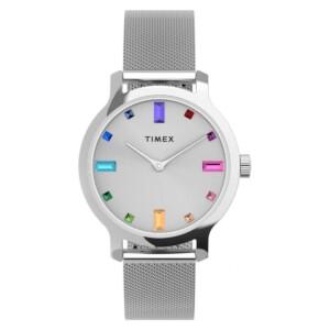 Timex City Transcend TW2U92900 - zegarek damski
