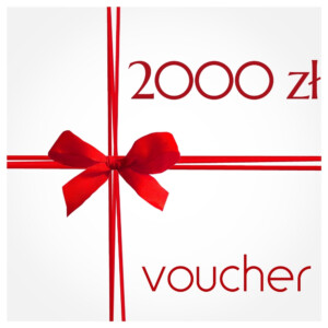 Voucher 2000zł