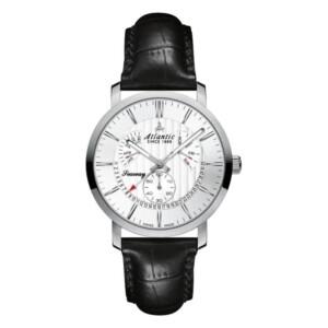 Atlantic Seaway Perpetual Calendar 63560.41.21 - zegarek męski
