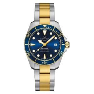 Certina DS Action Diver C032.807.22.041.10 - zegarek męski