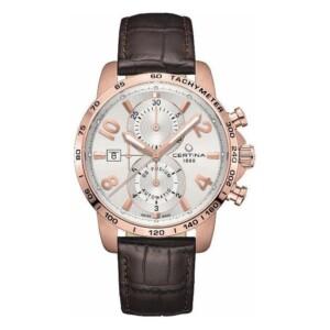Certina DS PODIUM AUTOMATIC CHRONO C01 C034.427.36.037.00 - zegarek męski