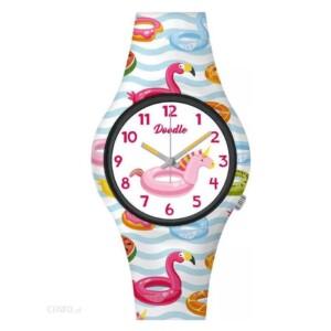 Doodle Kids Pool DO32004 - zegarek dla dziewczynki