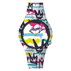 Doodle Spray Paint DO35018 - zegarek dla chłopca