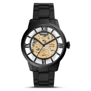 Fossil TOWNSMAN AUTOMATIC SKELETON ME3197 - zegarek męski