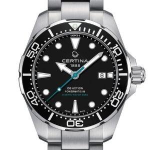 Bezel w zegarku może uratować życie