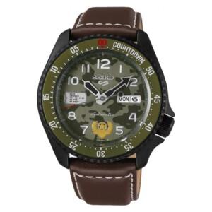 Seiko 5 SRPF21K1 - zegarek męski