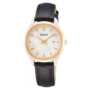 Seiko Classic SUR428P1 - zegarek damski