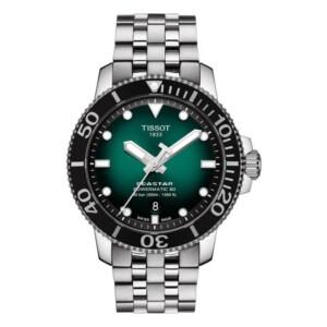 Tissot SEASTAR 1000 POWERMATIC 80 T120.407.11.091.01 - zegarek męski