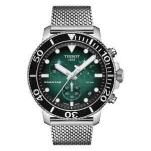 Tissot SEASTAR  T120.417.11.091.01 - zegarek męski