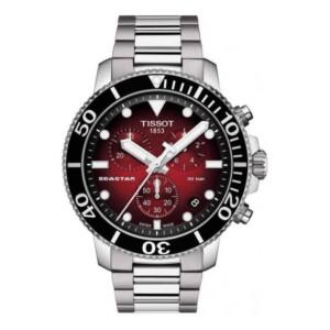 Tissot SEASTAR  T120.417.11.421.00 - zegarek męski