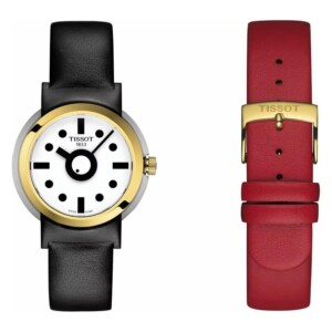 Tissot HERITAGE T134.210.27.011.00 - zegarek damski