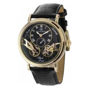 Carl Von Zeyten Black Forest Automatic CVZ0017GBK - zegarek męski