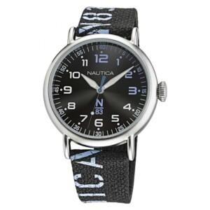 Nautica N83 LOVES THE OCEAN NAPLSF015 - zegarek męski