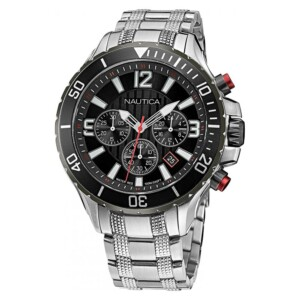 Nautica NST CHRONO SET NAPNSS124 - zegarek męski