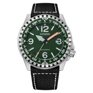 Citizen Mechanical NJ2198-16X - zegarek męski