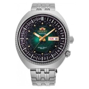Orient Revival World Map RA-AA0E02E19B - zegarek męski
