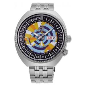 Orient Revival World Map RA-AA0E04Y09B - zegarek męski