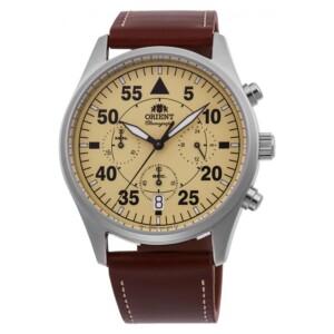 Orient Sport Chronograph RA-KV0503Y10B - zegarek męski