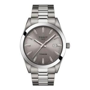 Tissot GENTLEMAN T127.410.44.081.00 - zegarek męski