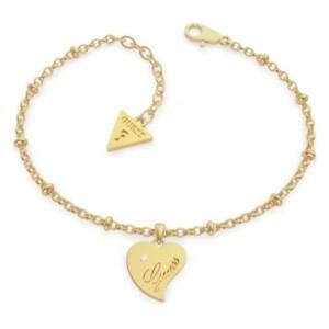 Biżuteria Guess UBB79010-S Queen Of Heart - bransoletka damska