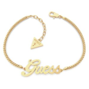 Biżuteria Guess UBB79103-S Logo Power - bransoletka damska