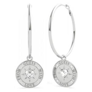 Biżuteria Guess UBE70026 With Love - kolczyki damskie