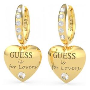 Biżuteria Guess UBE70111 Is For Lovers - kolczyki damskie