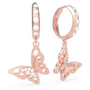 Biżuteria Guess UBE70191 Fly Away - kolczyki damskie