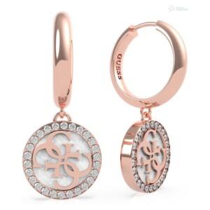 Biżuteria Guess UBE70249 Golden Hour - kolczyki damskie