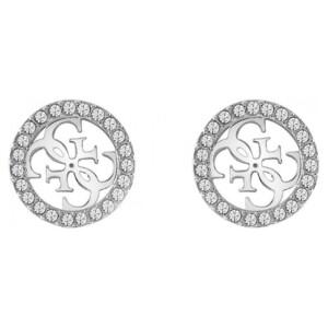 Biżuteria Guess UBE78004 Tropical Sun - kolczyki damskie