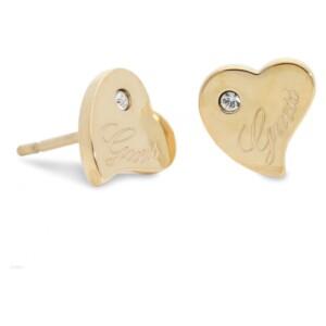 Biżuteria Guess UBE79016 Queen Of Heart - kolczyki damskie