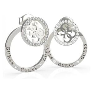 Biżuteria Guess UBE79095 Equilibre - kolczyki damskie