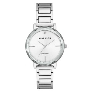 Anne Klein Diamond AK3279SVSV - zegarek damski