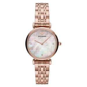 Emporio Armani GIANNI T-BAR AR11385 - zegarek damski