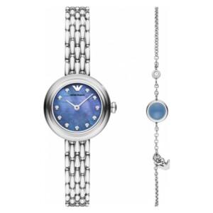 Emporio Armani ROSA GIFT SET AR80051 - zegarek damski