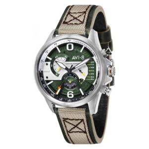 AVI-8 HAWKER HARRIER II  AV-4056-02 - zegarek męski