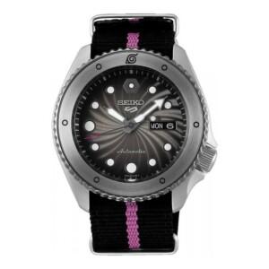 Seiko 5 NARUTO & BORUTO Limited Edition SRPF65K1 - zegarek męski