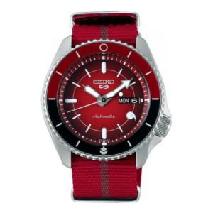 Seiko 5 NARUTO & BORUTO Limited Edition SRPF67K1 - zegarek męski