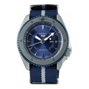 Seiko 5 NARUTO & BORUTO Limited Edition SRPF69K1 - zegarek męski